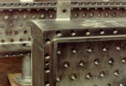 Heat exchanger box