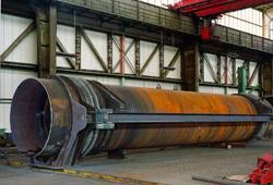 Heating gas conduit