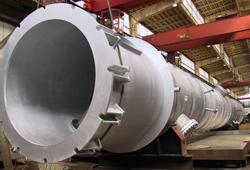Loading of column 2.4605