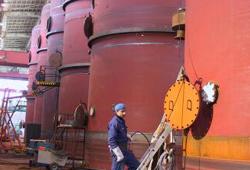 Vaporiser stationary production