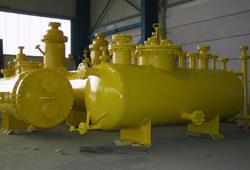 Chlorgasverdampfer