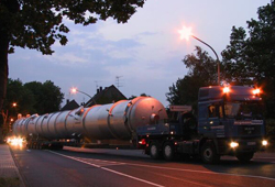 Column transport
